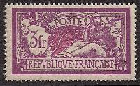 France   Sc. 129   Never Hinged example   Net Price....$100.00